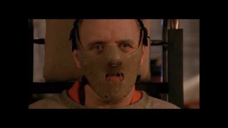 THE SILENCE OF THE LAMBS: Senator Ruth Martin meets Hannibal Lecter