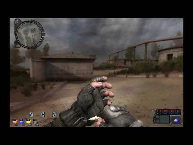 GUNSLINGER mod [S.COP] medkits