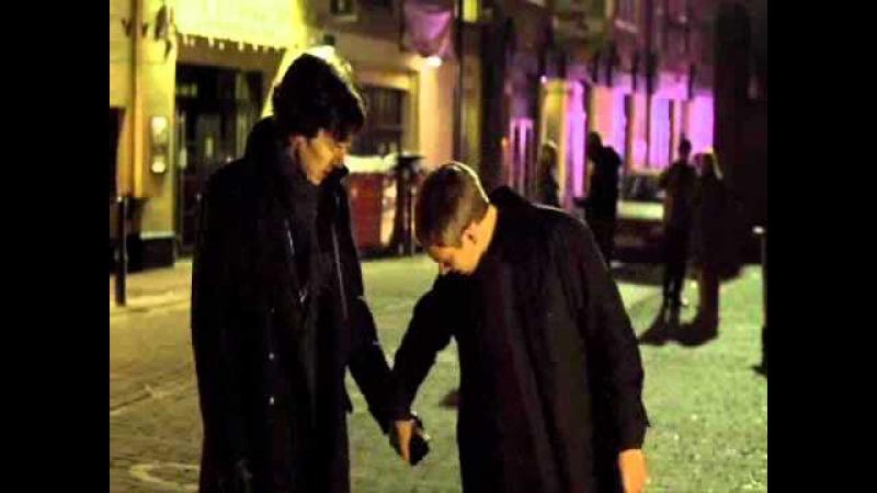 Sherlock BBC - Всё, что тебя касается
