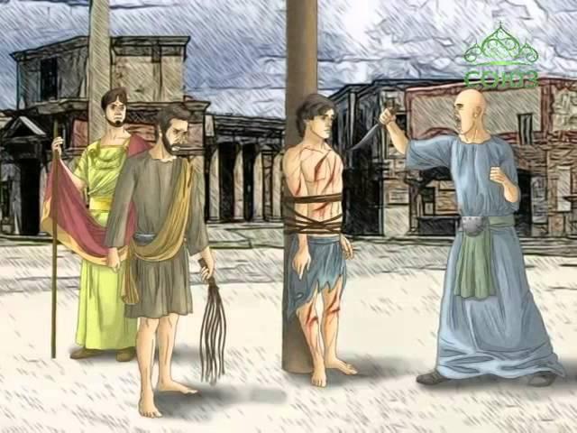 Мульткалендарь. 1 января. Мученик Вонифатий Тарсийский