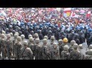El pueblo unido jamás será vencido Chile 11 september 1973