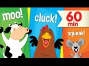 Animal Sounds Songs | More Super Simple Songs for Kids