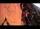 GoPro fall at Garden of the Gods