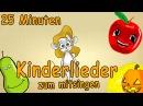 Kinderlieder zum mitsingen mit text deutsch 25 Minuten Lern Lieder