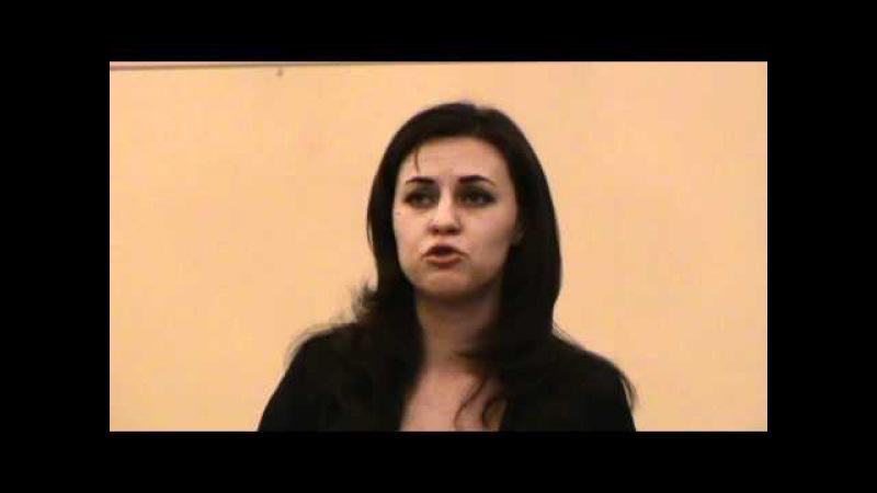 Venera Gimadieva sings Franz Liszt's Oh! quand je dors