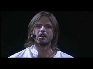 Стив Бальзамо - Гефсимания от Jesus Christ Superstar - Ahoy, Голландия - июнь 2004 г.