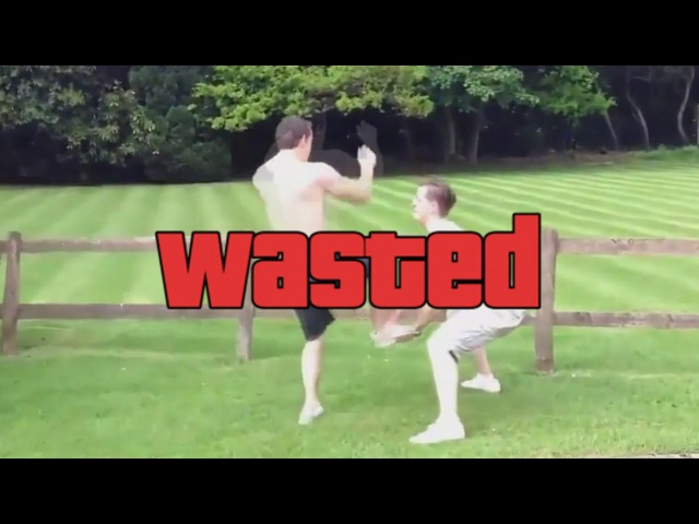 Best Wasted in real life