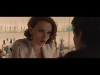 AVENGERS: AGE OF ULTRON Featurette - Bruce Banner and Natasha Romanoff (2015) Marvel Movie HD