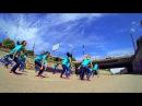 Sis n Bro Crazy Teens and Dance Busters Group - Beginners Sister Dee (Part2)
