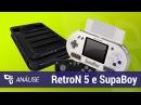 RetroN 5 e SupaBoy [Análise] - Baixaki Jogos