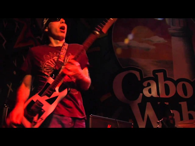 Chickenfoot Foxy Lady Live in Cabo HD