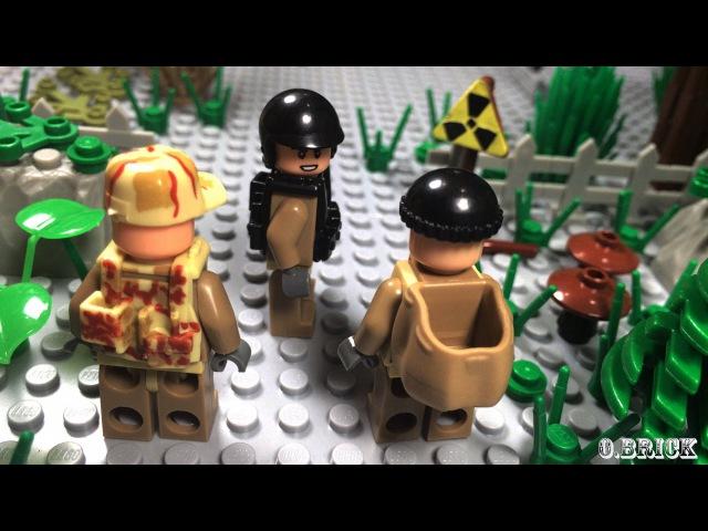 Сталкер Лего мультик 1 серия фильм