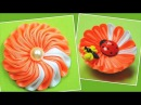 Двусторонний цветок. Мастер-класс. / Kanzashi flower Tutorial / ✿ NataliDoma