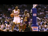 Jordan, Drexler, and Barkley Highlight the Top 10 Plays of the Week- May 7, 1995
