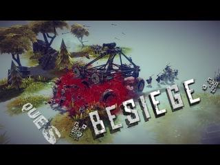 Обзор Besiege v0.05