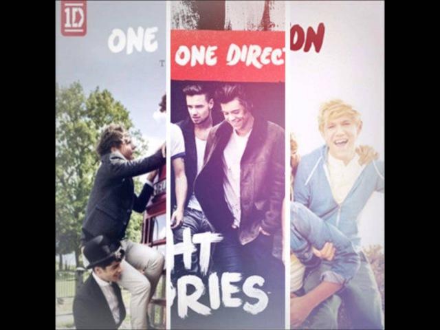 One Direction Mega Mash Up