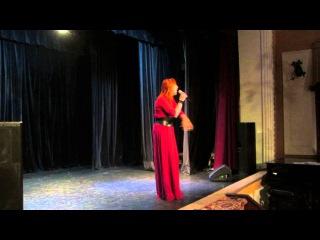 Олеся РУБЛЁВА с песней Этот мир на концерте арт проекта БОМОНД Что ты делаешь, Алла