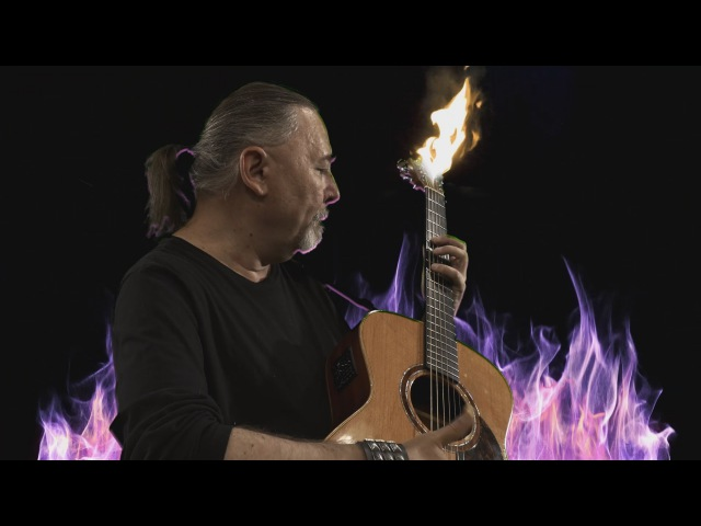 Dragonforce - Thrоugh The Fire And Flames - Igor Presnyakov - fingerstyle guitrar cover