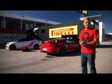 Pirelli P-Zero Trofeo R semi-slick tyre test (Stock RWD Porsche 991 GT3 vs FWD Renault Megane RS 275 Trophy R)!