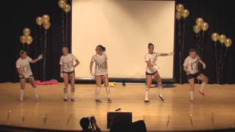 Daft Bodies Harder Better Faster Stronger Talent Show