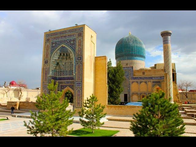 Uzbekistan: The Amazing Samarkand (удивительный Самарканд) - DiDi's Adventure Episode 15