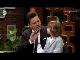 Beyaz Show - Poyraz Karayelin çocuk oyuncusu Ataberk dizinin sezon finalini anlatıyordu!