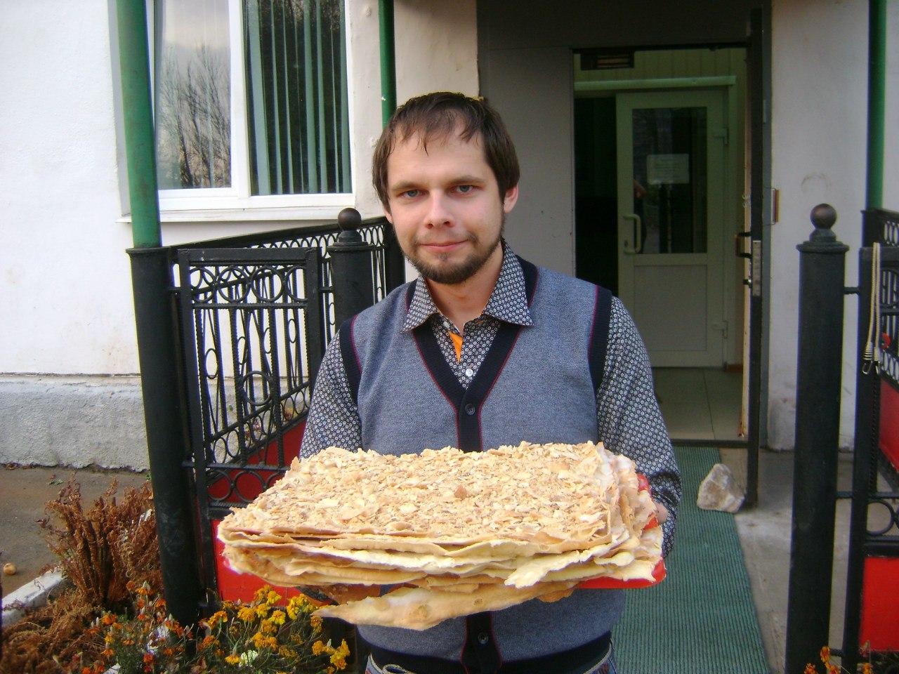 Мастер-класс по готовке в Покровском детском доме