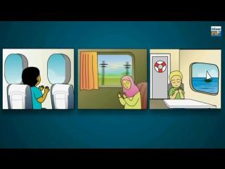 Этика путешествия по сунне пророка Мухаммада  HD (1)
