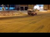 ВАЗ 21053 snow drift
