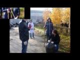 Субботник в Барабинском мед. колледже 2015