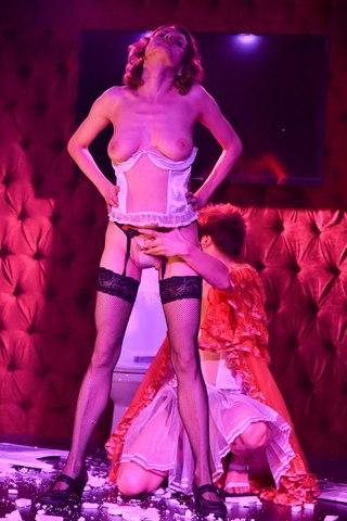 Фото эротический театр