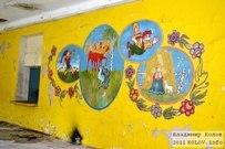 11 сентября 2011 - Заброшенный детский лагерь «Жигулёвский Артек» у села Бахилова Поляна