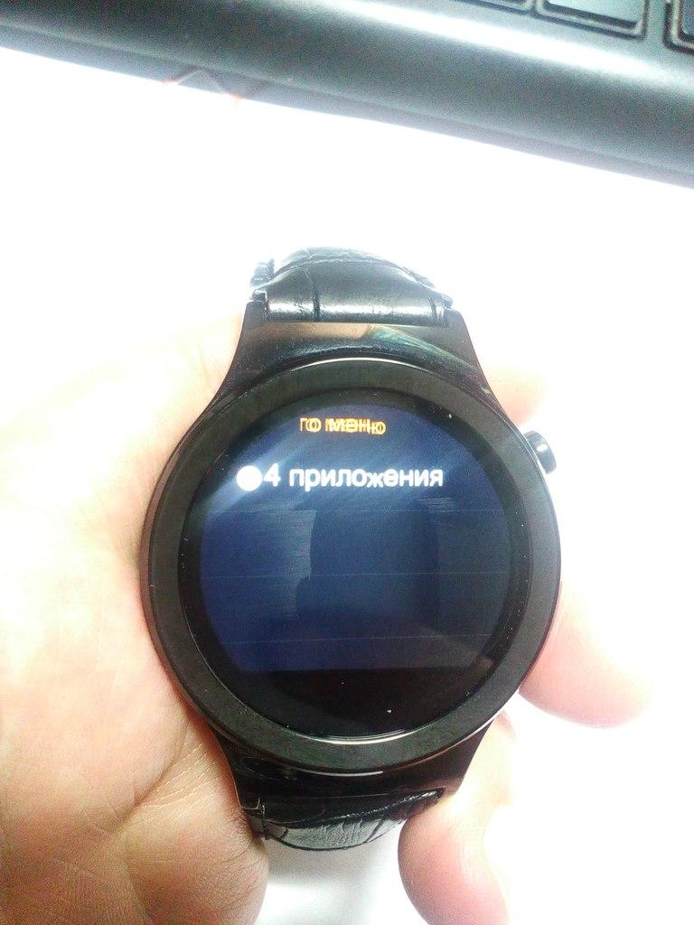 GearBest: Обзор умных часов или часофона - NO.1 S3