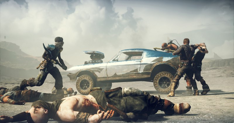 Mad Max (2015) [Steam-Rip] by Fisher ������� �������