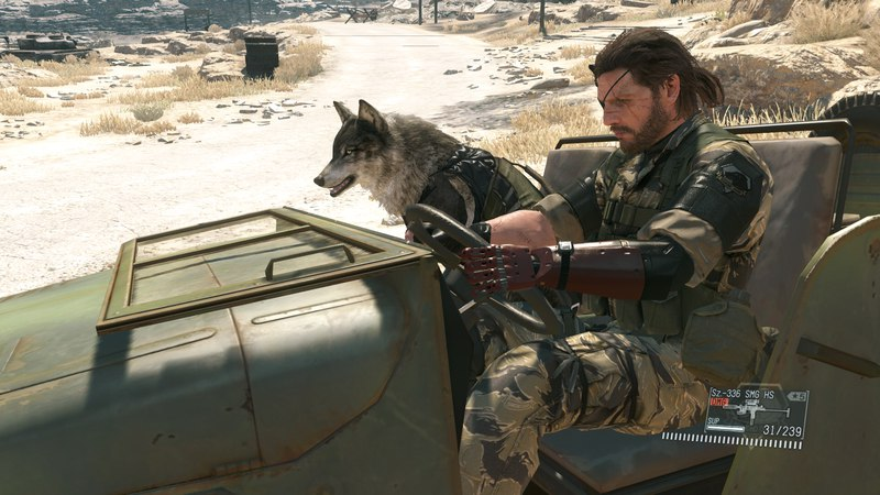 Metal Gear Solid V: Phantom Pain (2015) [Steam-Rip] by Fisher скачать торрент