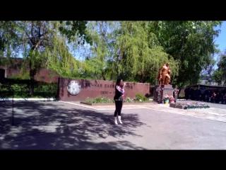 НШПЗ Катя Беляева к 9-му мая