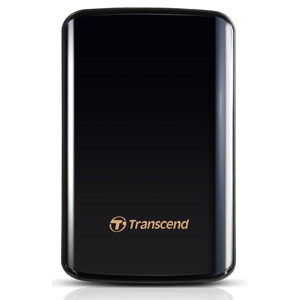 "Внешний жесткий диск 2.5"" StoreJet 25D3 (TS1TSJ25D3) 1TB, Transcend"