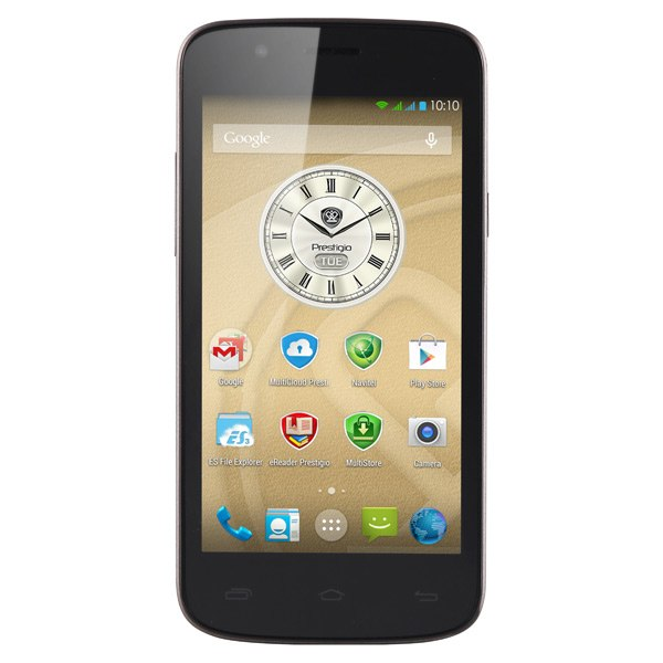 Смартфон MultiPhone PSP5453 Duo Black, Prestigio