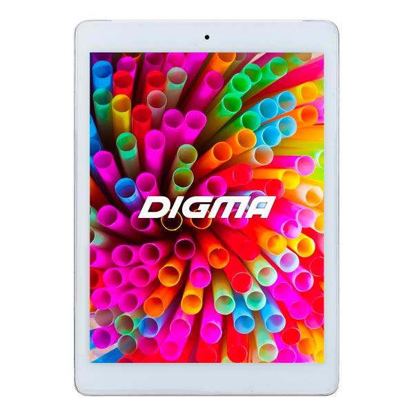 Планшет Plane 9.7 3G White, Digma