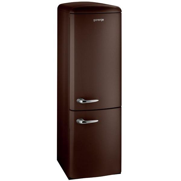 Холодильник с нижней морозильной камерой RK60359OCH, Gorenje