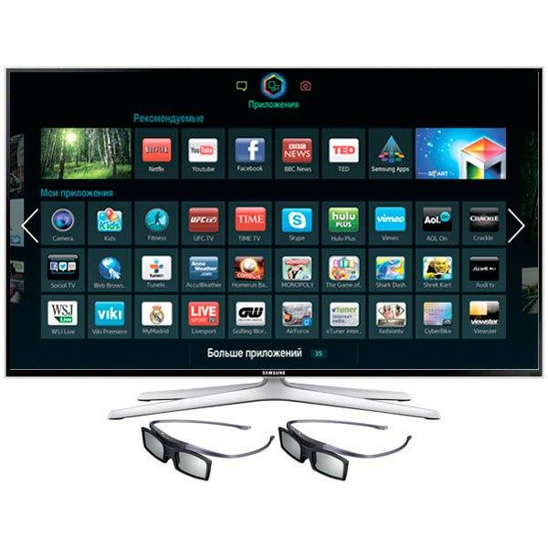 Телевизор UE48H6400AK, Samsung