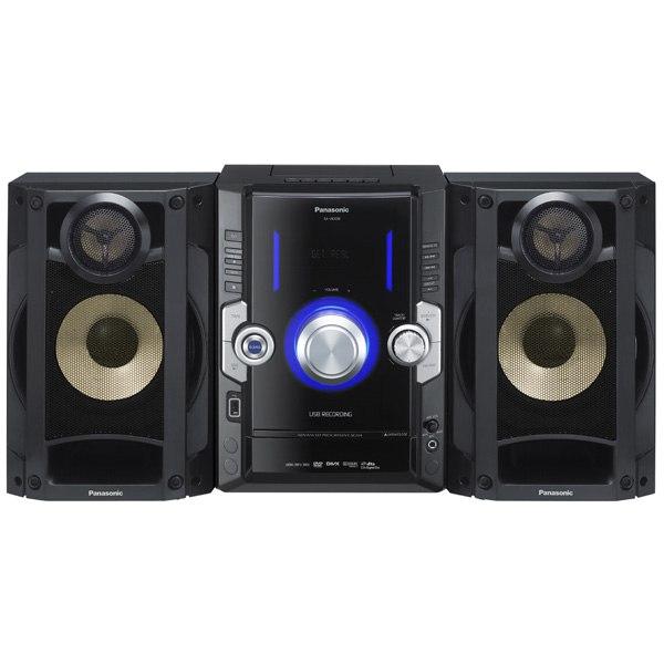 Музыкальный центр mini SC-VKX20EE-K, Panasonic