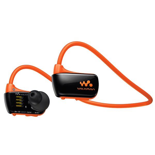 Портативный медиаплеер NWZ-W274S Orange, Sony