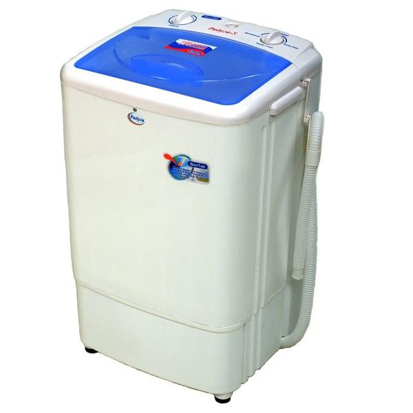 Мини-стиральная машина активатор. типа СМ-5 White, Радуга