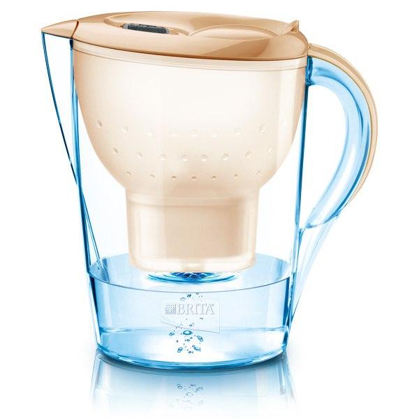 Фильтр для очистки воды Marella XL Cappuccino, Brita