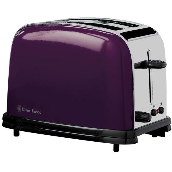 Тостер 14963-56 Purple Passion, Russell Hobbs