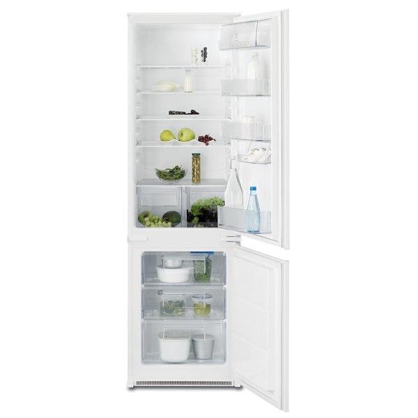Встраиваемый холодильник комби ENN92800AW, Electrolux