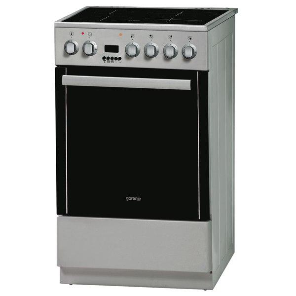 Электрическая плита (50-55 см) EC 55301 AX, Gorenje