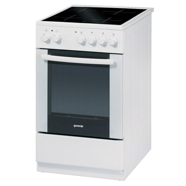 Электрическая плита (50-55 см) EC56102IW, Gorenje