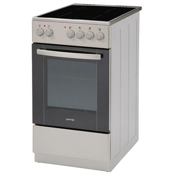 Электрическая плита (50-55 см) EC56102IX, Gorenje